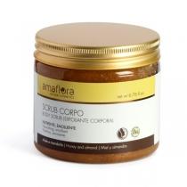 Amaflora manteli-hunaja vartalokuorinta 200ml