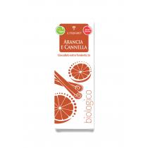 Ekstra tume mahešokolaad apelsini ja kaneeliga 60gr. Kakao sisaldus min. 70%