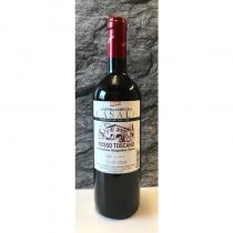 Rosso Toscano 2015 luomupunaviini 0,75l