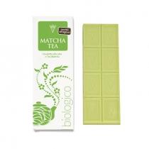 Matcha (Jaapani rohelise tee) sojatahvel 60gr. Kakao sisaldus min. 36%