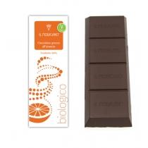 Mahešokolaad apelsiniga 60gr. Kakao sisaldus min. 60%