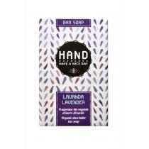 Hand orgaaniline lavendli tükiseep 100gr