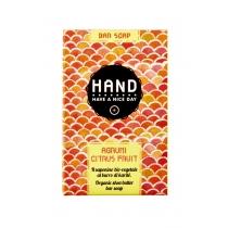 Hand orgaaniline tsitruse tükiseep 100gr