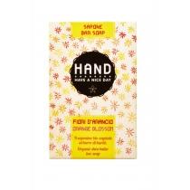 Hand orgaaniline aplesiniõie tükiseep 100gr