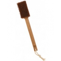 Pesuharja kookoskuidulla (puolikova)