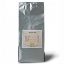 Valkoinen savi -jauhe 1kg
